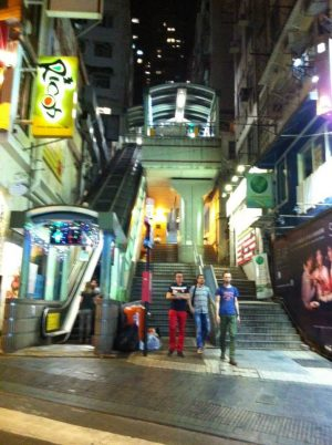 The Local Hipsters In Hong Kong