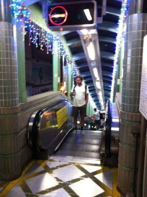 A Foreigner In Hong Kong