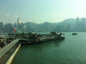Hong Kong Star Ferry Terminal