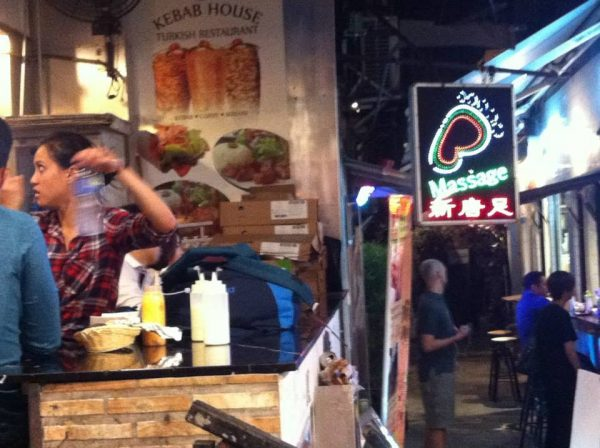 The Kebab House, Soho, Hong Kong