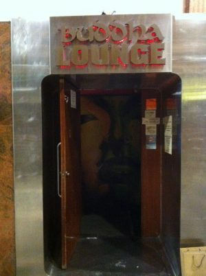 The Buddha Lounge, Hong Kong