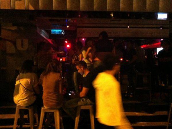 The Soho Night Scene, Hong Kong