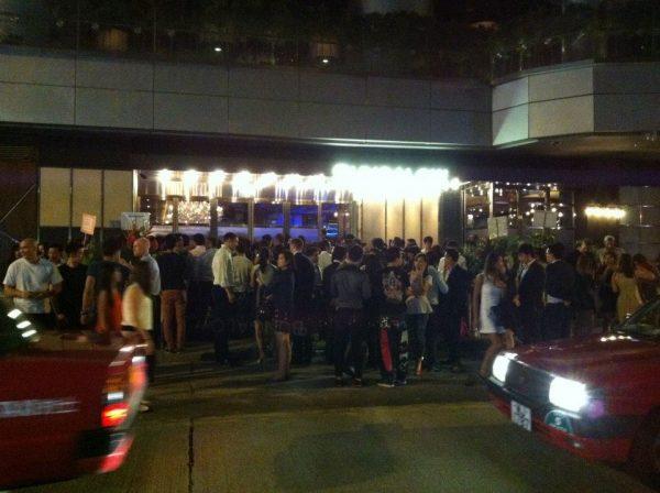 Clubbing In Hong Kong