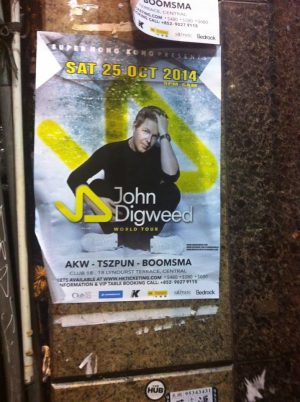 John Digweed Does Hong Kong