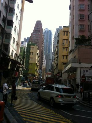 The Day After On Hollywood, Hong Kong