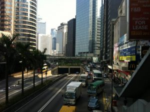 Hong Kong Central - Unoccupied